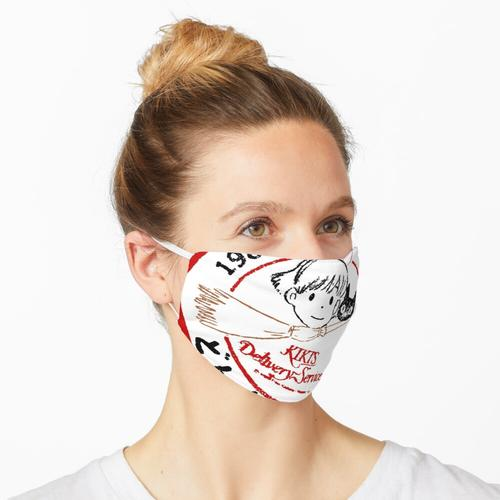 Kikis Lieferservice-Stempel Maske