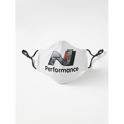 N Leistung - Schattengrau Maske