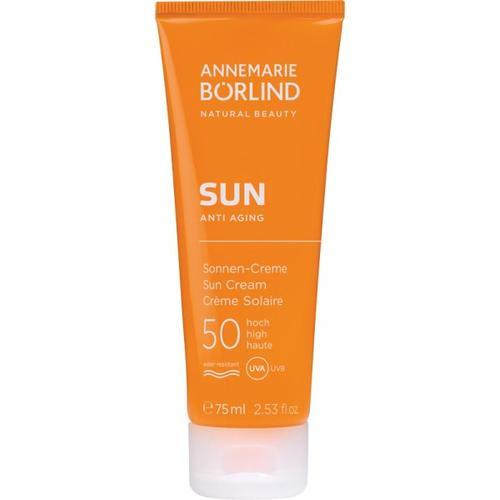Annemarie Börlind SUN ANTI-AGING Sonnen-Creme LSF 50 75 ml Sonnencreme