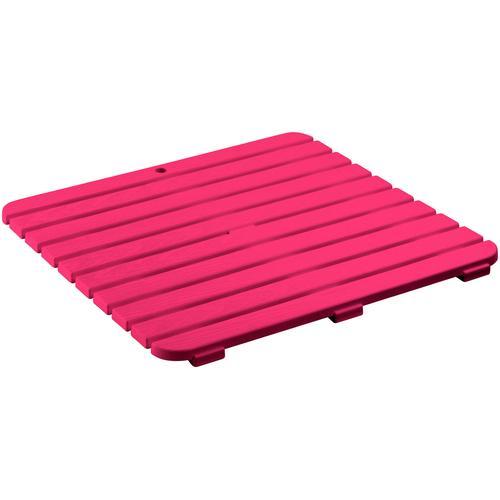 Sanotechnik Duscheinlage, 55 x cm rosa Duscheinlagen Duschen Bad Sanitär Duscheinlage