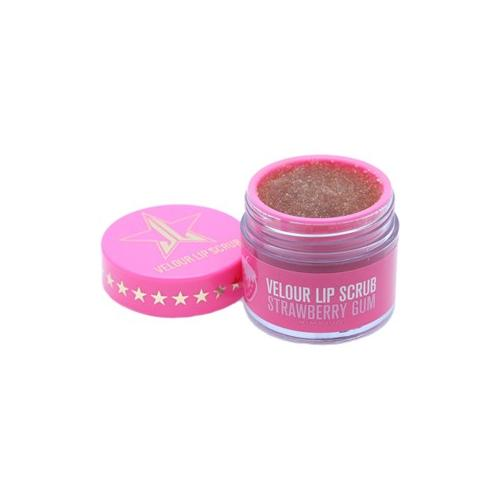 Jeffree Star Cosmetics Lippen-Make-up Lippenpeeling Velour Lip Scrub Pink Limonade 30 g