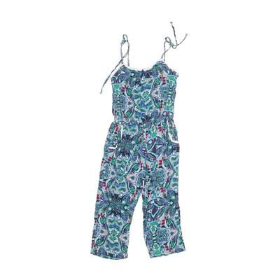 Jumpsuit: Green Skirts & Jumpsuits - Size 2Toddler