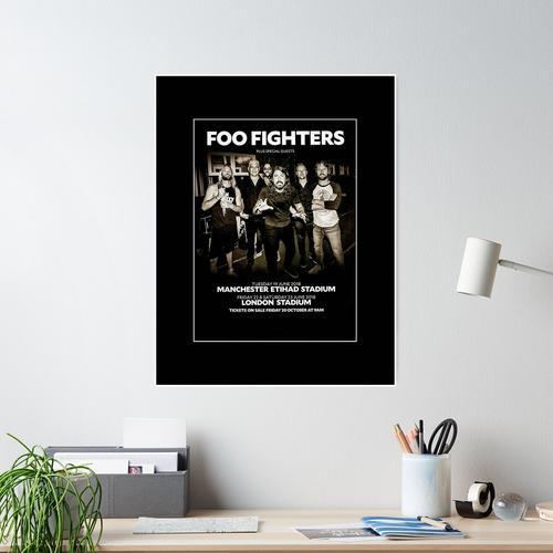 etihad foo night Poster