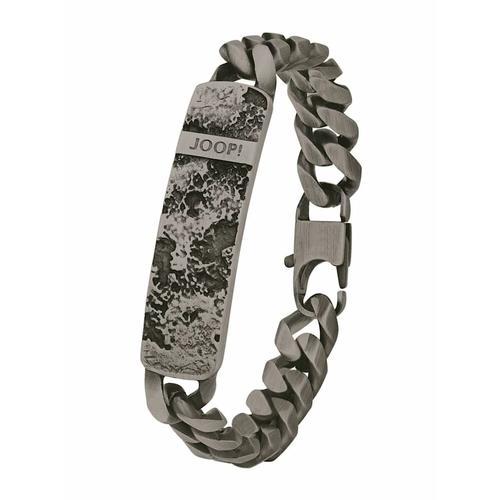 Armband für Herren, Edelstahl JOOP! Grau