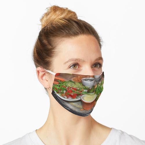 Pappasitos Cantina Maske