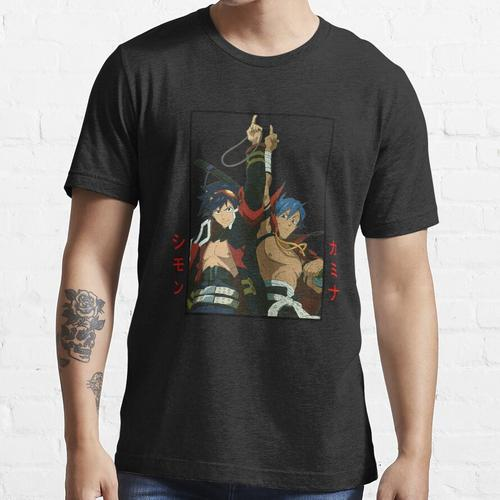 Kamina und Simon Essential T-Shirt