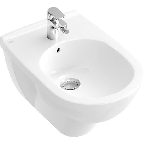 Villeroy & Boch Bidet O.novo weiß Bidets Bad Sanitär