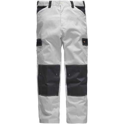 Dickies Arbeitshose Every Day 24/7, mit Kniepolstertaschen weiß Herren Arbeitshosen Arbeits- Berufsbekleidung