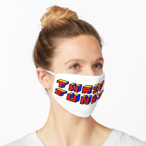 Sparsames Zitat Maske
