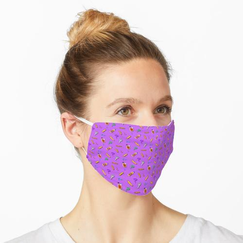 Achten Sie auf Ihre Fragen (Fragen) und Fragen (Fragen) Maske