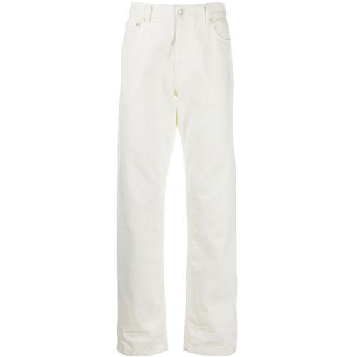 AMI Jeans mit geradem Bein