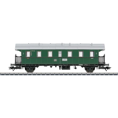 Märklin Personenwagen 2.Kl. DB - 4314, Made in Europe grün Kinder Loks Wägen Modelleisenbahnen Autos, Eisenbahn Modellbau
