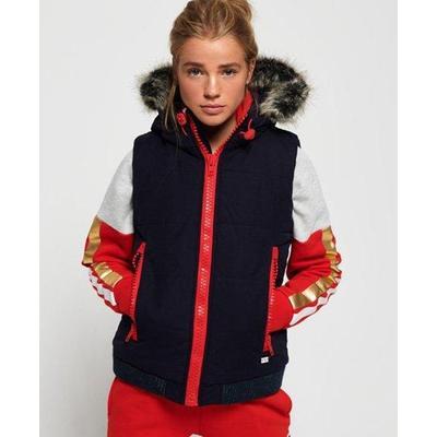 Sportswear Gilet - Blue - Superdry Jackets