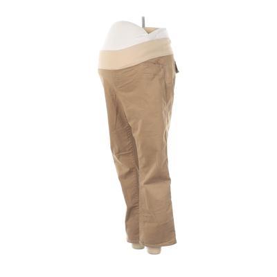 Gap - Maternity Khaki Pant: Tan ...