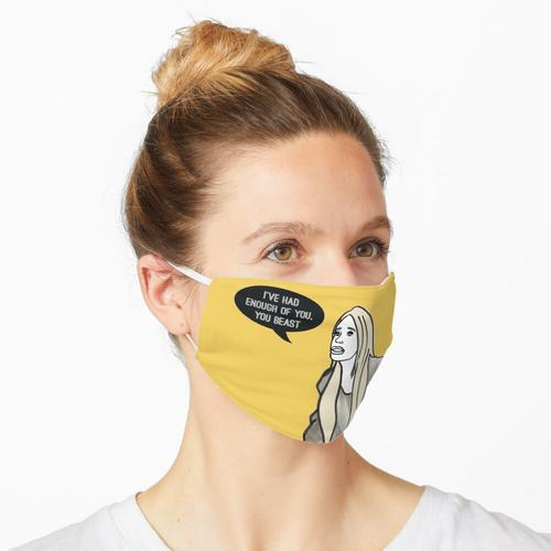 Du Biest Maske
