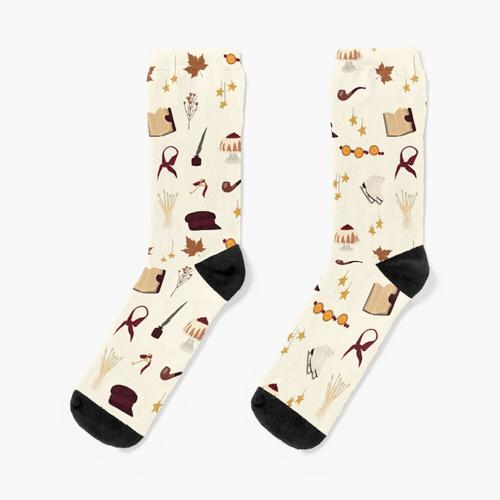 Kleine Frau Socken
