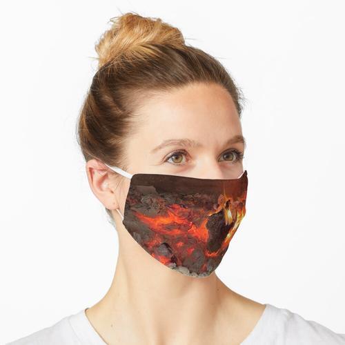 Kamin Nr. 2 Maske