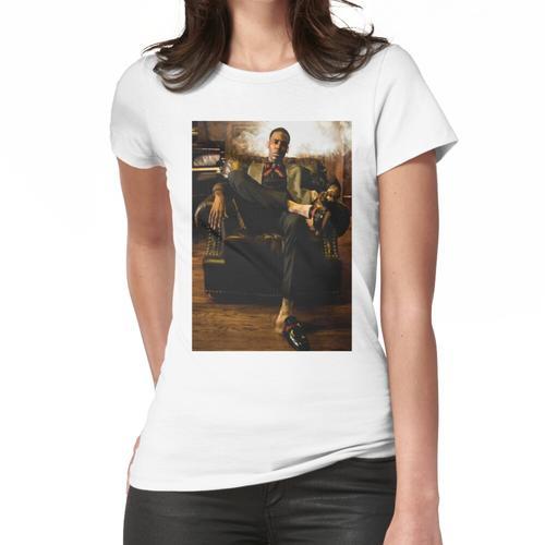 Ledersofa dollph Frauen T-Shirt
