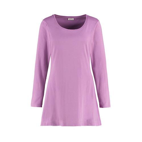 Deerberg Damen Jersey-Shirt Elenai alpenveilchen