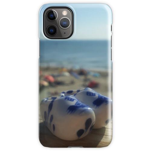 Dutch Clogs Summer Beach iPhone 11 Pro Handyhülle