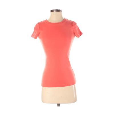 Gap Short Sleeve T-Shirt: Orange...