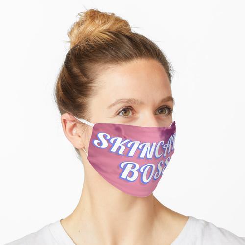Chef der Hautpflege Maske