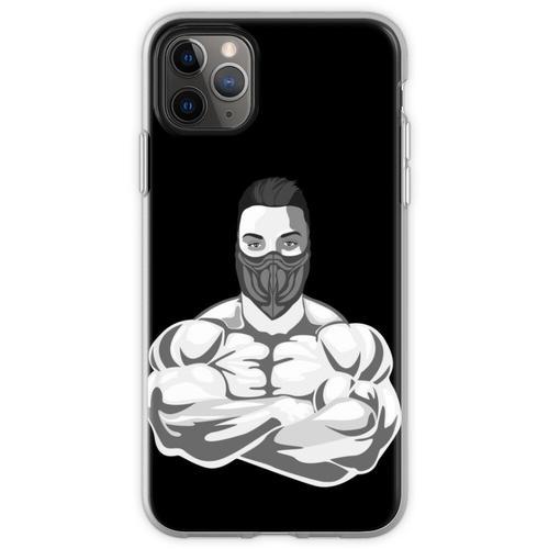 Fitnessstudio Fitness Fitnessstudio Flexible Hülle für iPhone 11 Pro Max
