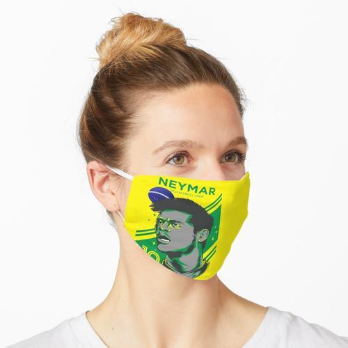 NEYMAR_NEYMAR JR Maske