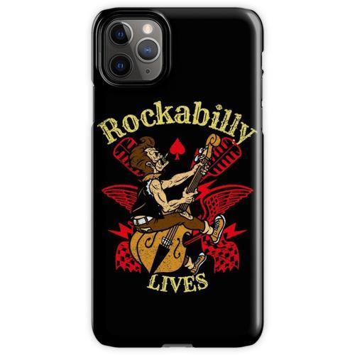 Rockabilly Rockabillystyle Rockabilly Lives Rockabilly Shirt iPhone 11 Pro Max Handyhülle