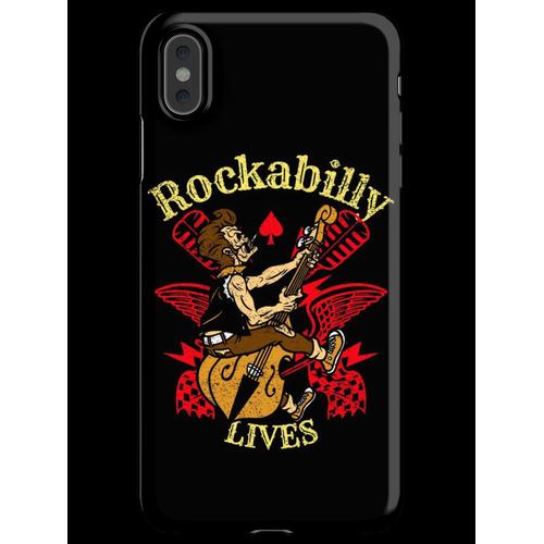 Rockabilly Rockabillystyle Rockabilly Lives Rockabilly Shirt iPhone XS Max Handyhülle