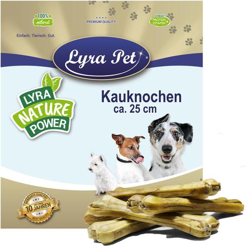 20 Stk. ® Kauknochen ca. 25 cm - Lyra Pet
