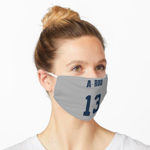 Eine Stange Maske