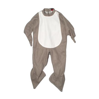 Incharacter Costume: Gray Solid Accessories - Size Small