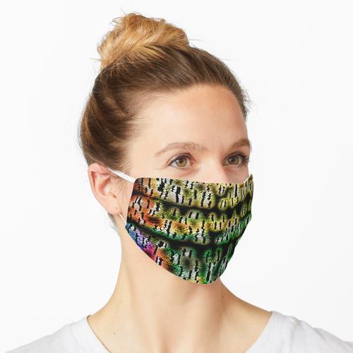 Bunte Nanopartikel Maske