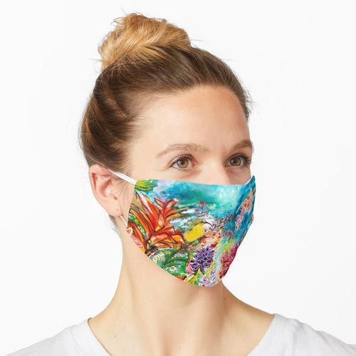 Salbei und die duftende Weisheit Maske