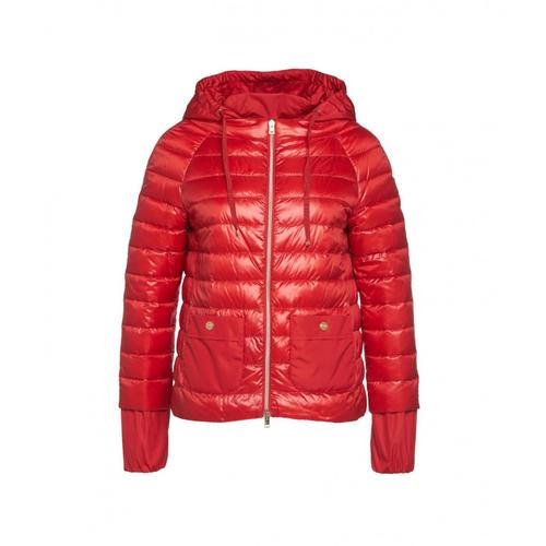 Herno Damen Gesteppte Jacke Rot