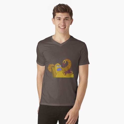 Hedonismus Bot t-shirt:vneck