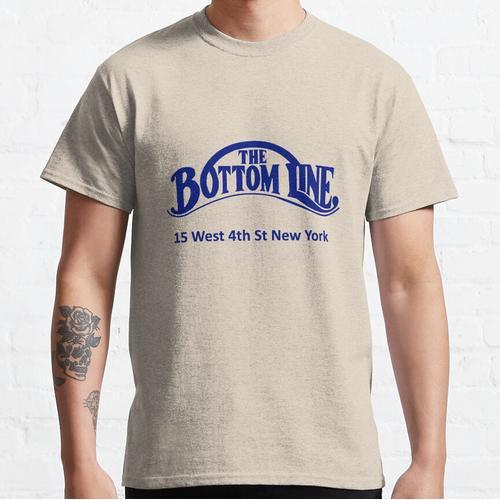 Das Fazit New York Blue Classic T-Shirt