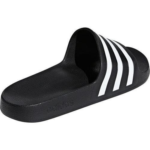 adidas Badeschuh, schwarz, Gr. EUR 42/UK 8