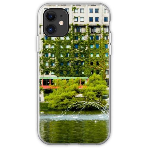 Architektur und Naturfotografie Flexible Hülle für iPhone 11
