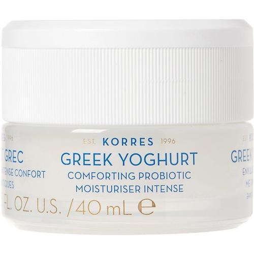 Korres Greek Yoghurt Beruhigende und intensiv nährende probiotische Feuchtigkeitscreme 40 ml Tagescreme