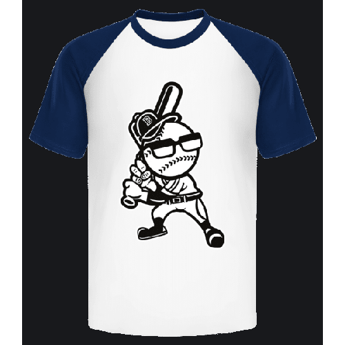 Brooklyn Baseball - Männer Baseball T-Shirt