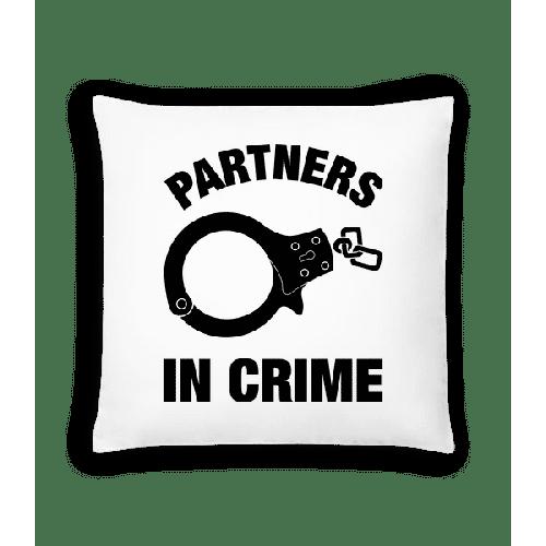 Partner in crime - Kissen