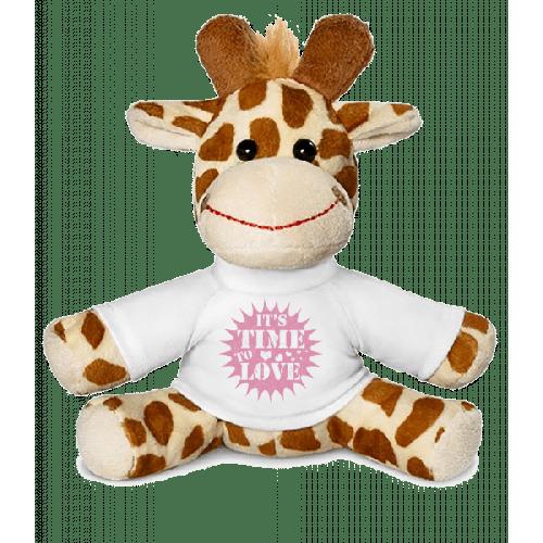 It's Time To Love - Giraffe