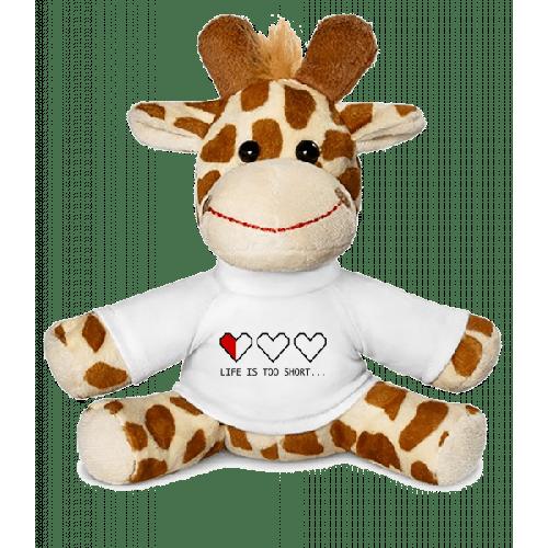 Life Is Too Short - Giraffe