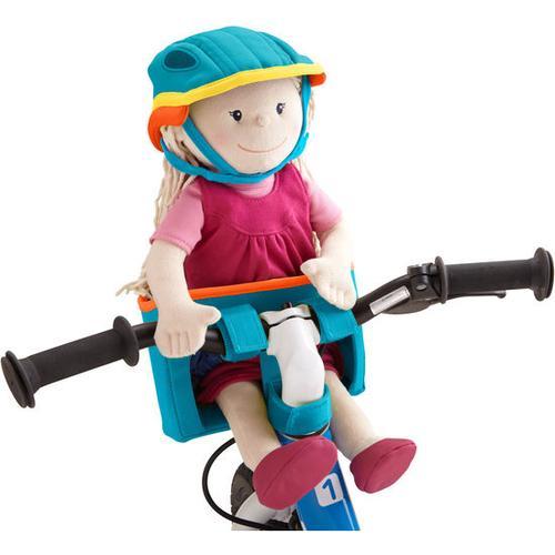 JAKO-O Puppen-Fahrradsitz, türkis