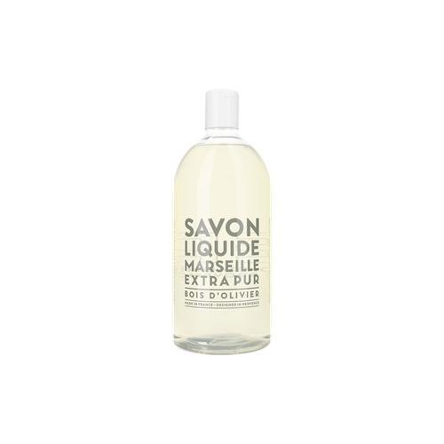 La Compagnie de Provence Marseille Seifen Flüssigseifen Olive Wood Liquid Marseille Soap 495 ml