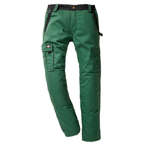 Dickies Arbeitshose Industry 300, mit dehnbarem Bund grün Herren Arbeitshosen Arbeits- Berufsbekleidung
