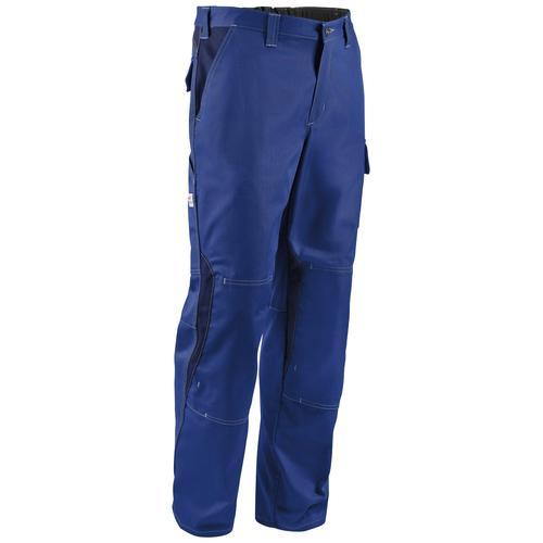 Kübler Arbeitshose Image Dress New Design, mit 2 Seitentaschen blau Herren Arbeitshosen Arbeits- Berufsbekleidung