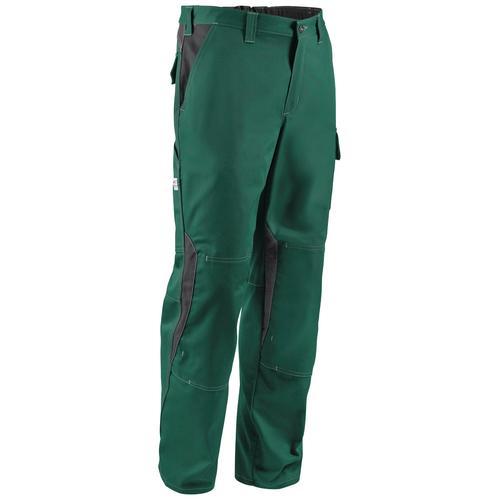 Kübler Arbeitshose Image Dress New Design, mit 2 Seitentaschen grün Herren Arbeitshosen Arbeits- Berufsbekleidung